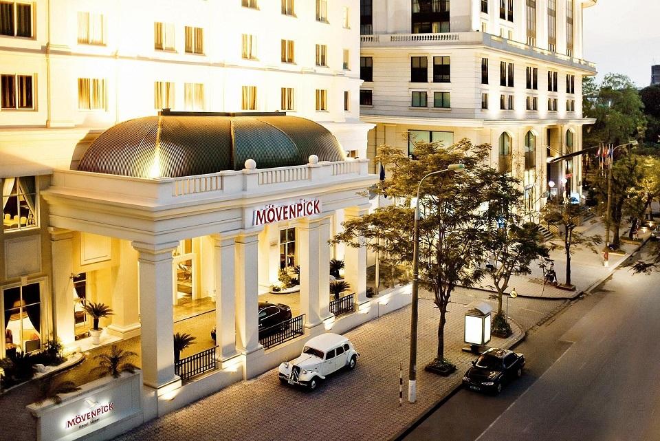 thuê khách sạn ở hà nội