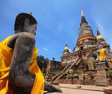 TL03. (5N4Đ) Bangkok | Pattaya | Ayutthaya